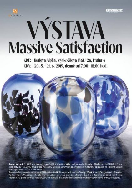 výstava —Massive Satisfaction